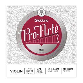 Pro-Arte Violin String Set, 4/4 Scale, M