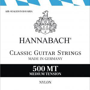 Hannabach Classic Gitar Strings 500MT.jp