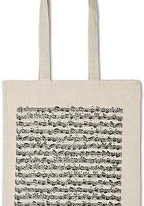 'Sheet Music' Tote Bag (White, Long).jpg