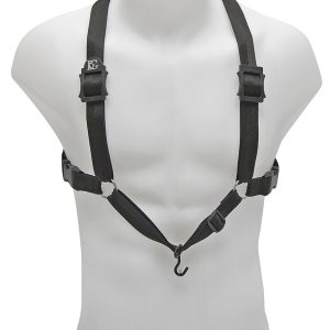 B10-HARNESS STRAP-MEN-REGULAR SIZE-METAL